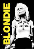 Blondie (Live) Music Poster Masterprint
