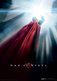 Man Of Steel (Sky) Movie Poster Masterprint