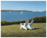 Narragansett Bay Kunstdrucke von Daniel Pollera