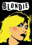 Blondie (Punk) Music Poster Masterprint