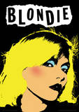 Blondie (Punk) Music Poster Masterprint