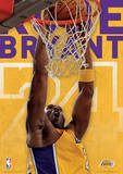 NBA - Kobe Bryant Basketball Sports Poster Masterprint