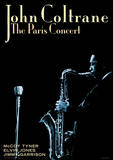 John Coltrane (The Paris Concert) Music Poster Masterprint