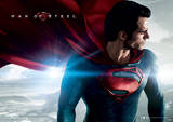 Man Of Steel (Horizon) Movie Poster Masterprint
