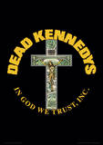 Dead Kennedys (In God We Trust) Music Poster Masterprint