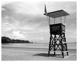 Lifeguard Observation Tower Prints