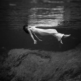 Weeki Wachee Spring, Florida, c.1947 Photographic Print by Toni Frissell