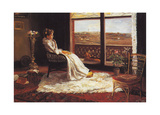 Mrs. Chandler in Her Room Prints by Robert Jenkins Onderdonk