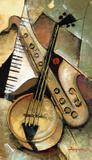 Musical III Posters van Essud Fungcap