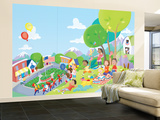 Come Celebrate - Humpty Dumpty Wall Mural – Large by Robin Boyer