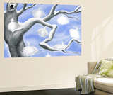Frost Fairies - Jack & Jill Wall Mural by Laura Jean Allen