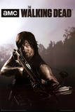 The Walking Dead Season 4 Daryl Posters