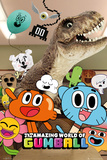 Amazing World of Gumball Group Photo