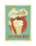 Softy Delite Giclee Print by  Anderson Design Group