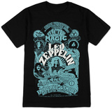 Led Zeppelin - Magic T-Shirt