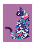 Alleycat Giclee Print