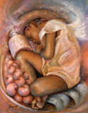 Sleeping Angel Prints by Essud Fungcap