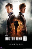 Doctor Who (Day of the Doctor) Poster
