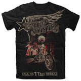 Lynyrd Skynyrd - Call Me The Breeze T-shirts