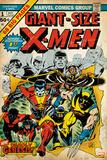 Giant-Size X-Men #1 Marvel Plakater