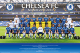 Chelsea FC Team Prints