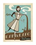 Espresso Prints by Denise Duplock