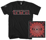 Tool - Red Pattern Tshirts