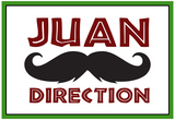 Juan Direction Photo