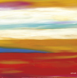 Prairie Abstract 9 Art by Mary Johnston