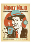 Manly Mojo Posters by  Anderson Design Group