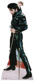 Elvis - Black Leather Stand Up Pappfigurer