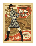 Gogo Mojo Posters by  Anderson Design Group