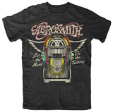 Aerosmith - Let The Music Jukebox T-shirts