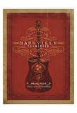 Nashville Posters by  Anderson Design Group