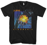 Def Leppard - Pyromania T-shirts