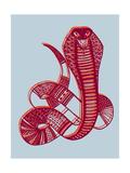 Cobra Giclee Print