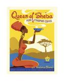 Queen of Sheba Posters par  Anderson Design Group