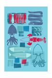 Fish Market Giclee Print