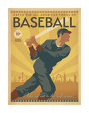 Baseball Posters by  Anderson Design Group
