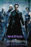 The Matrix Movie Poster Posters