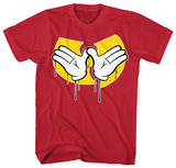 Wu Tang Clan - Dripping Hands T-Shirt