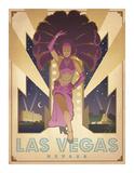 Anderson Design Group - Las Vegas, Nevada, (USA) Digitálně vytištěná reprodukce
