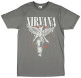 Nirvana - Galaxy In Utero T-shirts