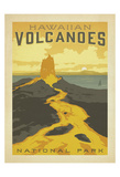 Hawaiian Volcanoes Posters by  Anderson Design Group