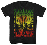 Sublime - Life is Too Short T-shirts