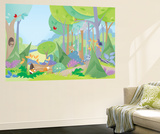 Forest Friends - Humpty Dumpty Wall Mural