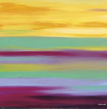Prairie Abstract 6 Posters par Mary Johnston