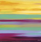 Prairie Abstract 6 Plakater av Mary Johnston