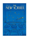 The New Yorker Cover - September 11, 1978 Giclee Print by Eugène Mihaesco