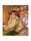 Coco and the Two Servants, 1910 Giclee Print by Pierre-Auguste Renoir